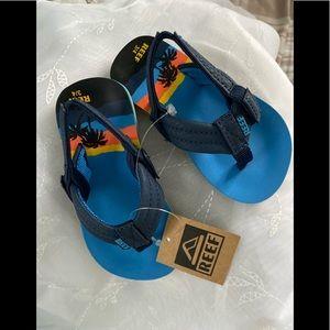 Reed Ahi Boys Sandals- Size 3-7